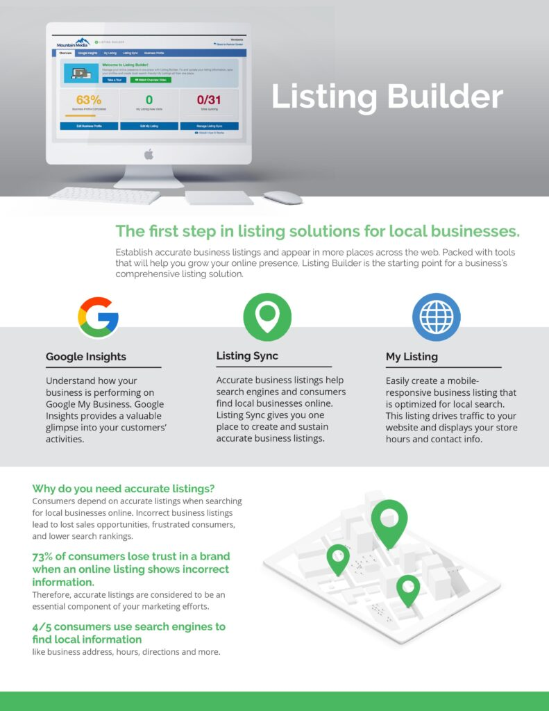 Business Listings Management